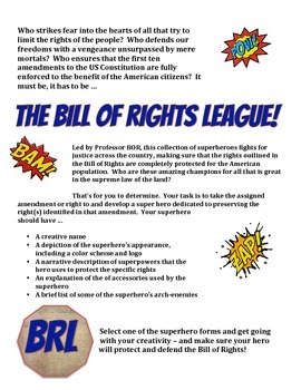 The Bill of Rights League