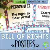 Bill of Rights Paraphrased POSTERS