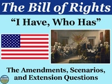 The Bill of Rights Review Game: I Have Who Has