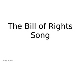 The Bill of Rights Song!
