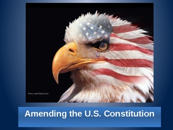 The Bill of Rights and the Constitutional Amendment Process