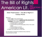 The Bill of Rights in American Literature