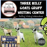 Billy Goats Gruff Writing and Literacy Center Activities