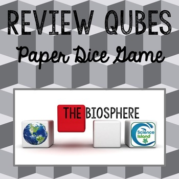 The Biosphere Review Qubes