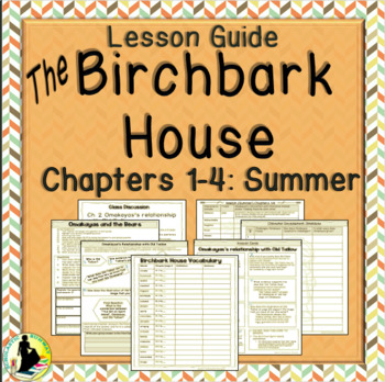 Louisiana Guidebook 2.0 5th Birchbark Lesson Guide for Chapters 1-4
