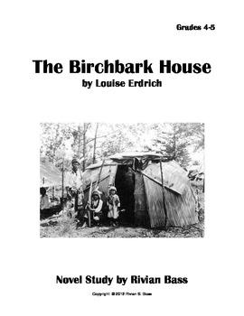 The Birchbark House novel s... by Rivian Bass | Teachers Pay Teachers