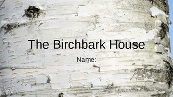 The Birchbark House Student Vocab Slides