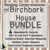 The Birchbark House Test Assessment Bundle