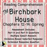 The Birchbark House Test Ch. 12-14 (Spring)