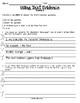 The Birchbark House Test Prep RAFT questions Chapters 1-2