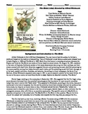 The Birds Film (1963) Study Guide Movie Packet