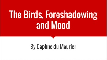 The Birds: Foreshadowing and Mood