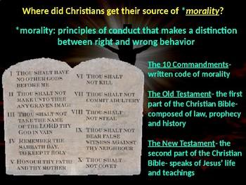 The Birth and Spread Christianity Mini-Unit