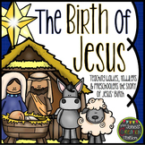 The Birth of Jesus: Bible Lesson and Craft