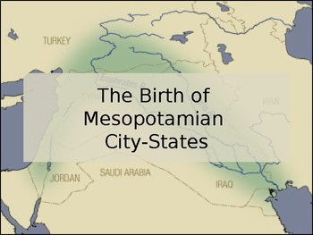 The Birth of Mesopotamian City States