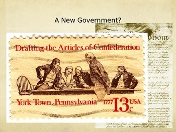 The Birth of the Constitution presentation