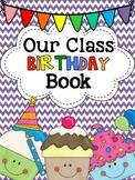 The Birthday Binder and Class Birthday Book Pack