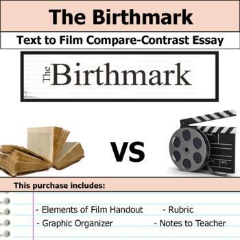 The Birthmark - Text to Film Essay