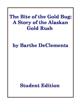 The Bite of the Gold Bug Novel Study Questions