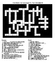 The Black Cat by Edgar A. Poe Crossword and Word Search with KEYS
