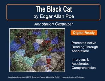"""Black Cat"" by Edgar Allan Poe: Annotation Organizer"