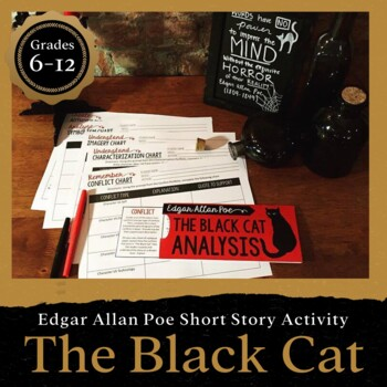 The Black Cat by Edgar Allan Poe: Focus Lesson