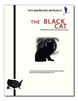 """The Black Cat"" editable, AP Style Passage Test, Essay Prompts, Sample Essay"