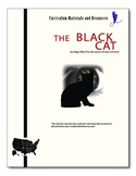"""""""The Black Cat"""" COMPLETE UNIT EDITABLE Activities, Tests,"""