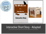 The Black Cat by Edgar Allan Poe - Adapted Interactive Story