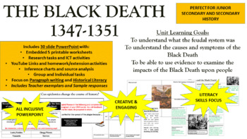 The Black Death: Introduction to Feudalism