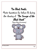 """The Black Death: Movie Questions for """"The Scourge of the B"""