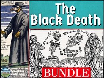 The Black Death/Plague BUNDLE