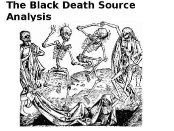 The Black Death Source Analysis Activity