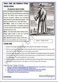 The Black Death.  Source Analysis and Hypothesis Writing P