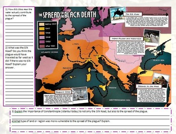 The Black Death - The Bubonic Plague During the Middle Ages