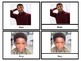 The Black Family - Nomenclature Cards - African American
