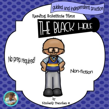 The Black Hole: Two complete Non-Fiction Passages with Printables