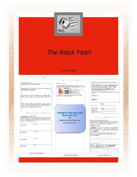 The Black Pearl Complete Literature and Grammar Unit