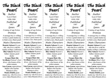 The Black Pearl edition of Bookmarks Plus—Handy Little Reading Aid!