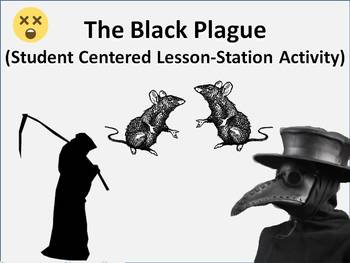 The Black Plague Student Centered Station Activity Lesson