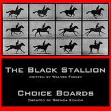 The Black Stallion: Choice Boards