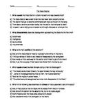 The Black Stallion  Comprehension Questions Houghton Mifflin Journeys