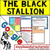 The Black Stallion Journeys 5th Grade Unit 4 Google Drive Resource