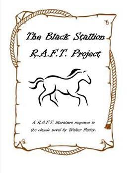 The Black Stallion R.A.F.T. Project