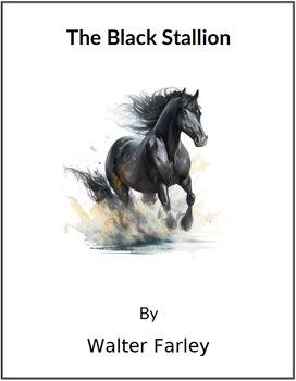 The Black Stallion -  (Reed Novel Studies)