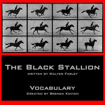 The Black Stallion: Vocabulary