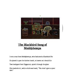 """The Blackbird Song of Meddybemps  (A Fable)"" [*New Book Trailer]"