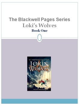 The Blackwell Pages Series Loki's Wolves - Book One