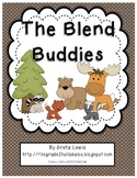 The Blend Buddies - Initial Consonant Blend Activities