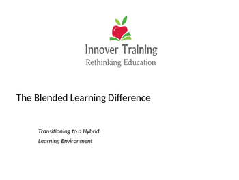 The Blended Learning Difference